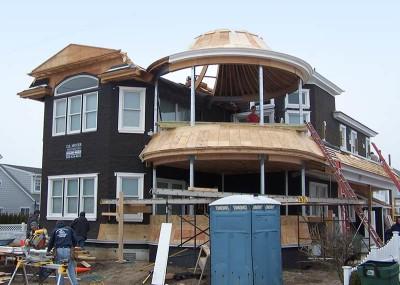 Building Process, Jersey Shore Construction